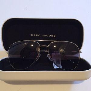 Marc Jacobs Aviator Sunglasses NWT